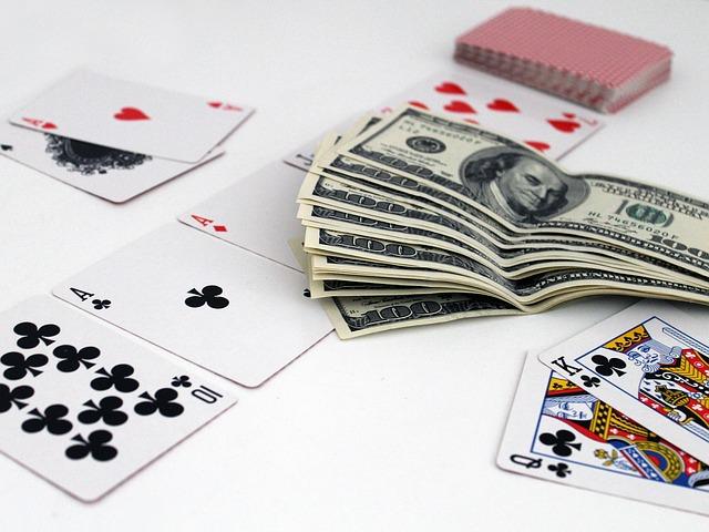 poker a peníze
