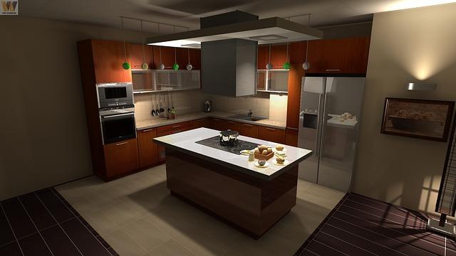projektová kuchyň