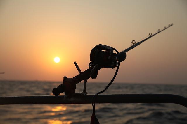 mořský rybolov