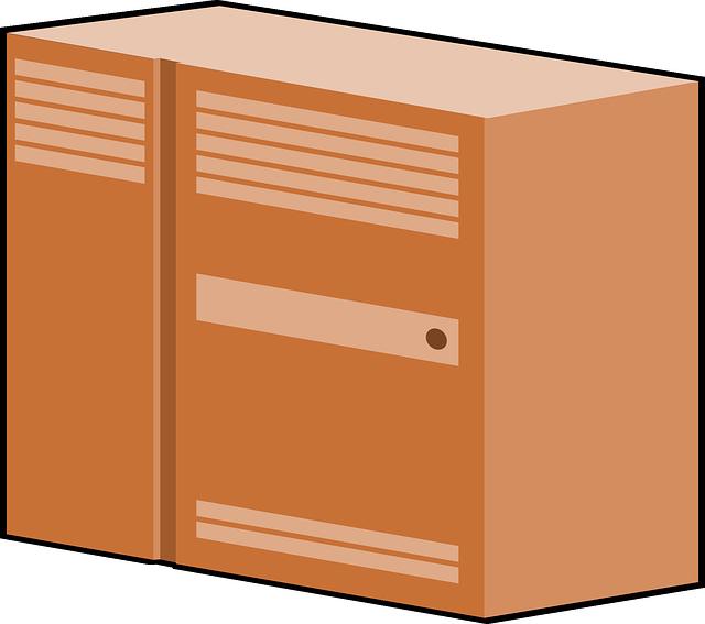 obrázek skříně