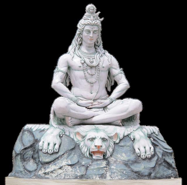 socha bohyně