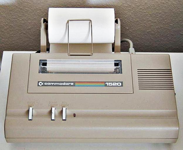 tiskárna zvenku