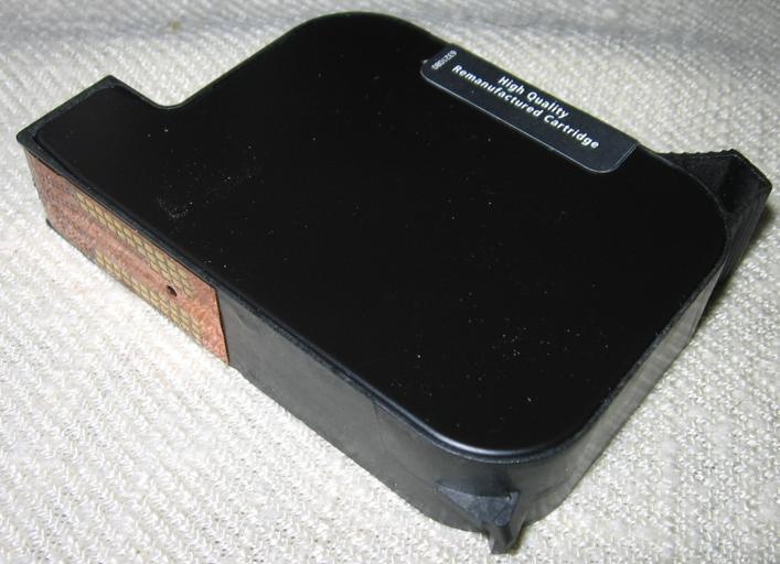 cartridge černá