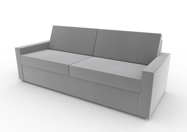 moderní nepohodlná sedačka
