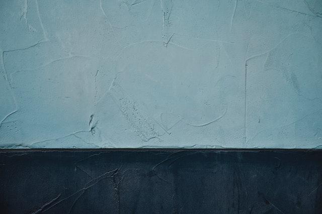 zeď, beton